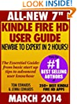 "All New 7"" Kindle Fire HD User Guide..."