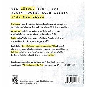 Der Code: Ungekürzte mp3-Ausgabe: 2 CDs