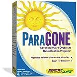 Renew Life ParaGONE, 1 Kit  PG1 - 90 Vegetable Capsules