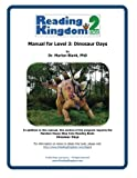 Reading Kingdom Stage 2 - Level 3 - Manual For Dinosaur Days