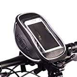 Wasserabweisende L BTR-Fahrradtasche & Handyhalterung
