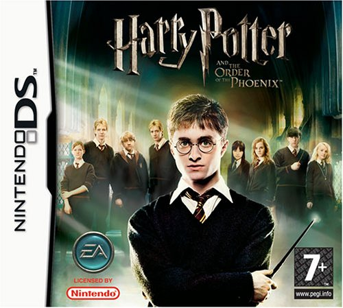 Download Descargar  Harry Potter and the Order of the Phoenix [EUR] [Multi 9 Incl. Español] [NDS] [MF] gratis, (2013)
