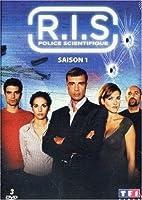 R.I.S police scientifique : l'intégrale saison 1 - Coffret 3 DVD