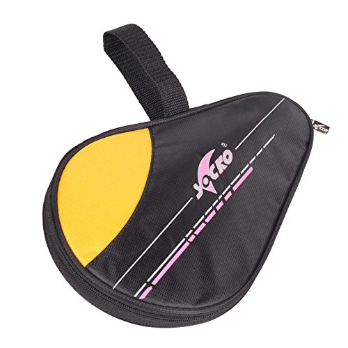 Socko Table Tennis Bag Yellow 8202