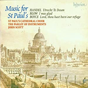 Music For St. Pauls