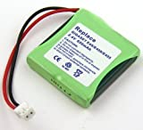 Ersatzrechargeable battery for Siemens Gigaset E45 - NiMH 2,4V 650mAh