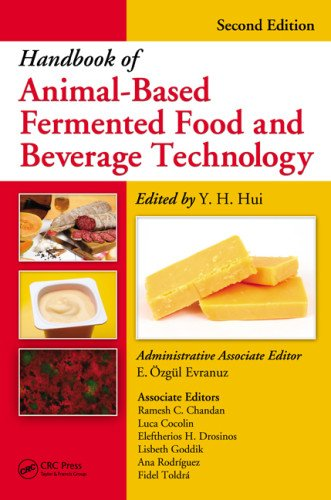 Handbook Of Fermented Food And Beverage Technology Two Volume Set, Second Edition: Handbook Of Animal-Based Fermented Food And Beverage Technology, Second Edition