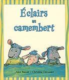 """Afficher """"Eclairs au camembert"""""""