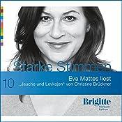 Jauche und Levkojen (Brigitte Edition 10) | Christine Brückner