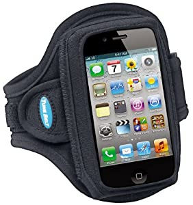 Armband for iPhone 4S (Also fits iPhone 4, iPhone 3G / 3GS and more)