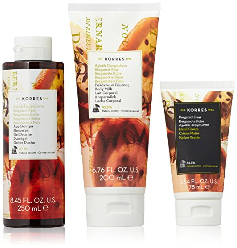 korres-absolute-bergamot-pear-collection