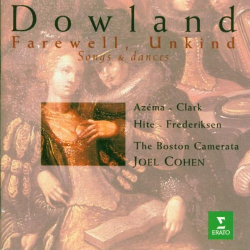 Dowland: Farewell, Unkind - Songs & Dances