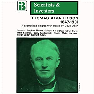 Thomas Alva Edison Performance
