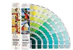 PANTONE GP6102 Plus Series Color Bridge Guide Set