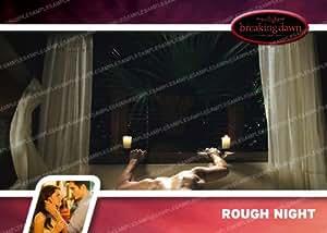 Twilight Breaking Dawn Series 1 Trading Card #8 Rough Night