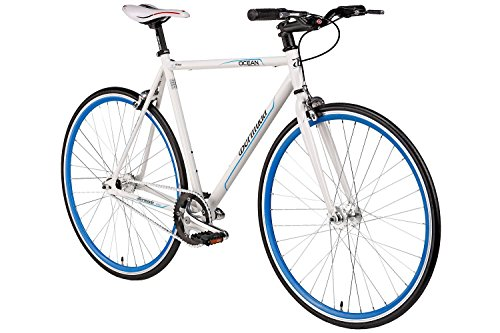 28-Fixie-Singlespeed-Fahrrad-Fixed-Gear-Bermuda-Ocean-Rahmenhhe-56-cm-LED-Beleuchtung