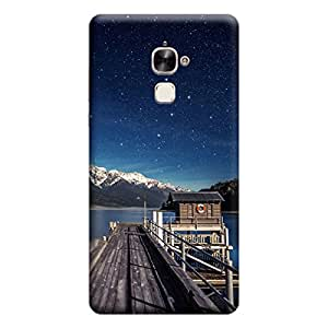 iCover Premium Printed Mobile Back Case Cover With Full protection For LeEco Letv Le 2 (Designer Case)