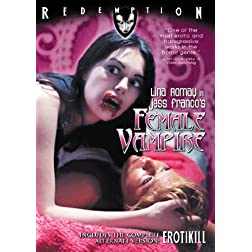Female Vampire (with Erotikill): Remastered Edition