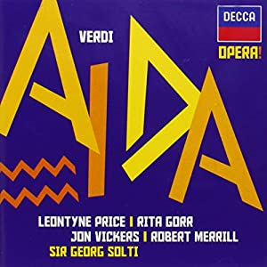 Guiseppe Verdi : Aïda