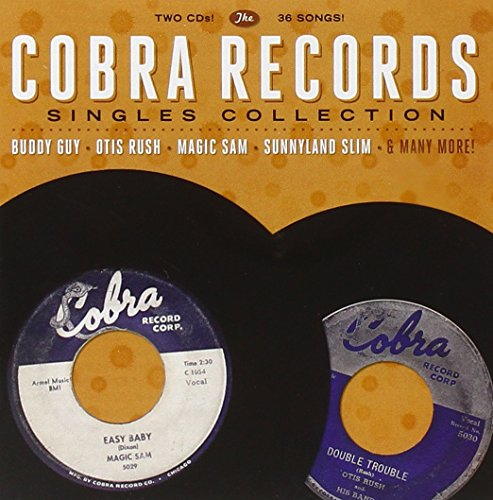 Historia cobra Records