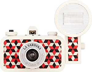 Lomography - La Sardina & Flash - Edition Cubic