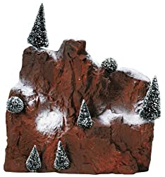 Lemax Village Collection Small Mountain Backdrop #81013