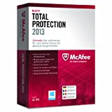 Software - McAfee Total Protection 2013 - 1 User