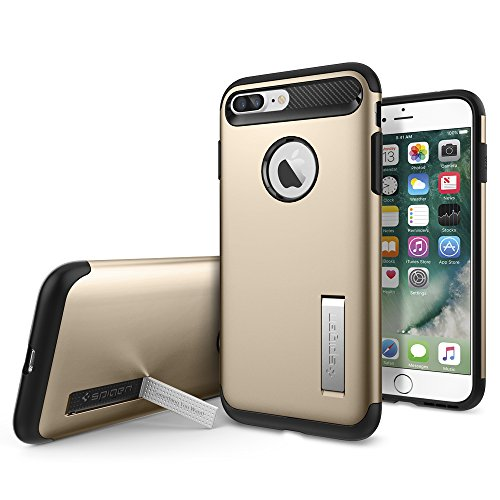 iPhone-7-Plus-Case-Spigen-Slim-Armor-AIR-CUSHION-Champagne-Gold-Air-Cushioned-Corners-Dual-Layer-Protective-Case-for-iPhone-7-Plus-2016-043CS20310
