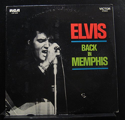 Elvis Presley - Back In Memphis - Zortam Music