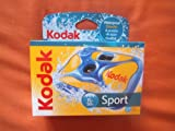 Kodak Sport Underwater Waterproof 800 ISO 35mm Single Use Camera