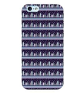 TOUCHNER (TN) Bottle Pattern Back Case Cover for Apple iPhone 6