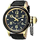 Invicta Men's 12425 Russian Diver Black Dial Stainless Steel Watch