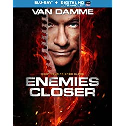 Enemies Closer [Blu-ray]