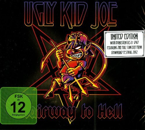 Stairway To Hell (Cd+dvd) by Ugly Kid Joe