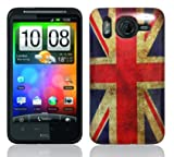 Union Jack Design Hard Skin Case For HTC Desire HD