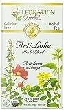 Celebration Herbals Organic Artichoke Leaf Blend Herbal Tea
