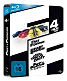 Image de Fast & Furious 4 Movie Set [Blu-ray] [Import allemand]