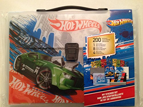 Hot Wheels My Sticker Kit - 1