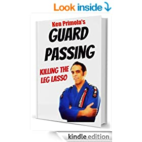 Jiu Jitsu Guard Passing: Killing the leg lasso