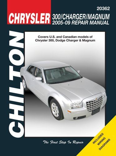 chilton-chrysler-300-charger-magnum-repair-manual-2005-2009-covers-us-and-canadian-models-of-chrysle