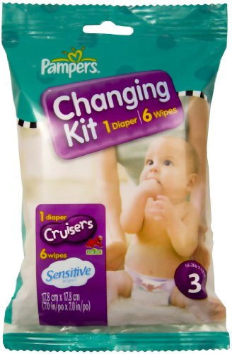 Pampers Changing Kit - Size 3 - 1