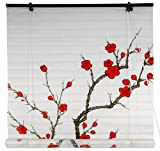 Cherry Blossom Shoji Window Blinds – 48″ Wide