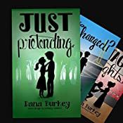 Just Pretending: Hearts to Follow Book 1 | Dana Burkey