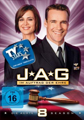 JAG: Im Auftrag der Ehre - Die achte Season [5 DVDs]