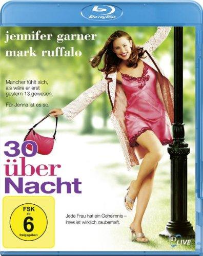 30 über Nacht [Blu-ray]