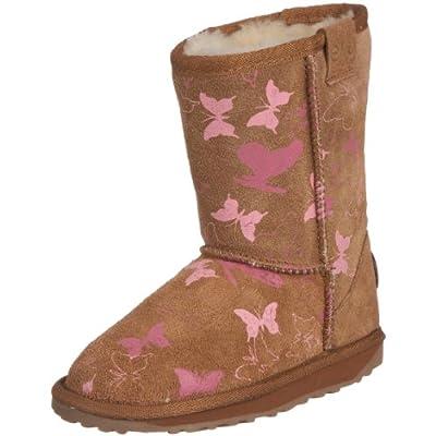 Emu Australia Kids Butterfly Girls Boot