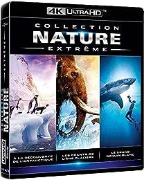 Collection Nature Extreme : À la découverte de l'Antarctique + Les géants de l'è