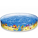 Intex Inflatable Snapset Pool, Multi Color (5-feet)