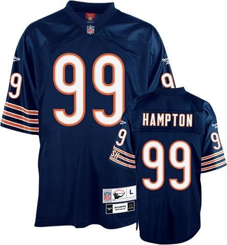 super popular 9d894 11c5a Dan Hampton Signed Chicago Bears Jersey, TRISTAR, w ...