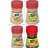 Tech Organea Ultimate Pasta Combo Pack - Cheesy Pasta, Cheesy Jalapeno, SPICY SALSA Pasta Seasoning And The PERFECT...